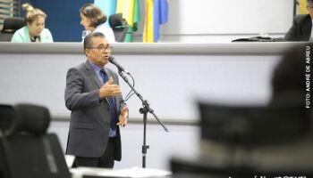Vereadores discutem passaporte da vacina em Campo Grande