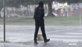 Meteorologia prevê retorno das chuvas para sexta-feira em MS