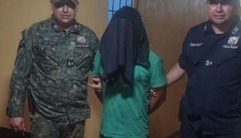 Após matar mulher a marteladas, homem é preso na fronteira
