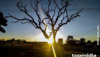Quintou: dia será de sol e calor em MS