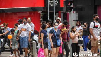 Campo Grande já avalia acabar com uso obrigatório de máscaras em locais abertos