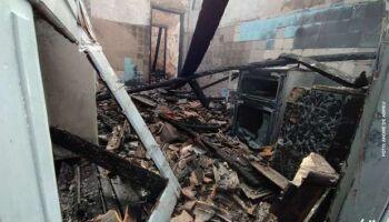 Dona cobra aluguel atrasado e casa pega fogo no Guanandi