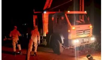 Trabalhador morre eletrocutado em Ivinhema