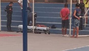 Jovem é baleado e morre após pedir socorro dentro de escola em Corumbá