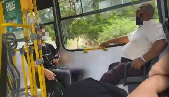 Namoradas são vítimas de homofobia em ônibus em Campo Grande (vídeo)