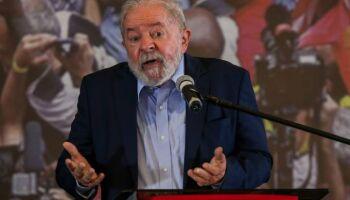 Lula não vê motivo para críticas a Bolsonaro e pede auxílio de R$ 600