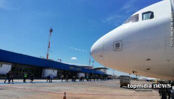 Feriadão empolga e aeroporto da Capital pode receber mais de 20 mil passageiros