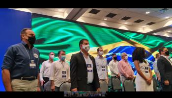 Nelsinho participa de encontro regional do PSD e fala da força política de MS