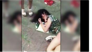 Mulher é espancada e ameaçada de morte por vizinho bêbado no Panorama