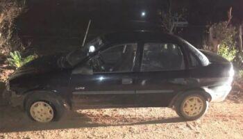 Idoso é agredido e tem carro levado durante assalto em Ponta Porã