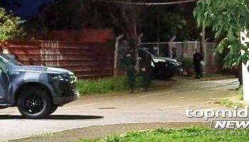 Justiça decreta prisão preventiva de tio e sobrinho que renderam mulheres na Coopharádio