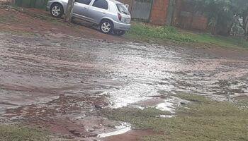 Melhora e finalização de asfalto é sonho para moradora do Cidade Morena