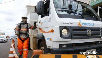 Energisa diz que 92% dos serviços em Mato Grosso do Sul estão normalizados