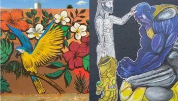 Arte mural ainda enfrenta preconceito mesmo com crescimento de artistas
