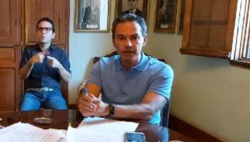 Marquinhos detona quem desrespeita isolamento: 'se está dando certo, pra que não fazer?'