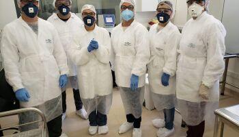 UEMS ajuda na testagem para laboratório central fazer mais testes do covid-19