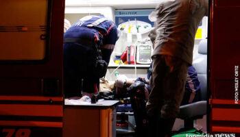 COVARDIA: Pai bate na esposa e esfaqueia filho que tentou defendê-la