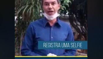 Marquinhos pede selfies e vídeos de corrente de oração marcada para este domingo