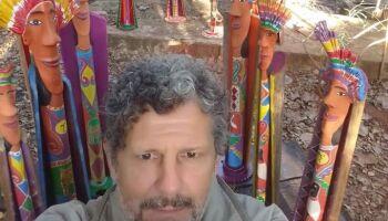 Artista plástico e repórter cinematográfico, Lino Bambil morre em Campo Grande