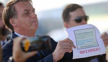 Moro sugere que Bolsonaro usou lei anticrime para proteger o filho Flávio