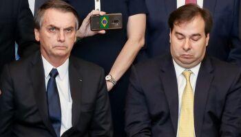 Maia diz que Bolsonaro não 'comprou' Centrão: 'relação democrática'
