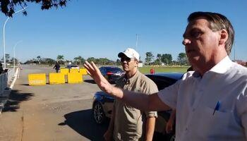 PF diz ao STF que vai ouvir Bolsonaro por causa das acusações de Moro