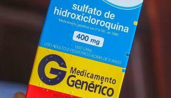 EUA vai enviar 2 milhões de comprimidos de cloroquina para o Brasil, diz Bolsonaro