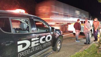 Servidor é preso por usar caminhonete da Funai para buscar maconha na fronteira