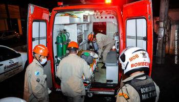 Mulher grita e cai morta em banheiro de residência em Campo Grande