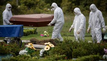CADÊ A GRIPEZINHA? Brasil chega a 26.754 mortos pela covid-19