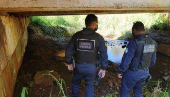 Homem é encontrado morto embaixo de ponte