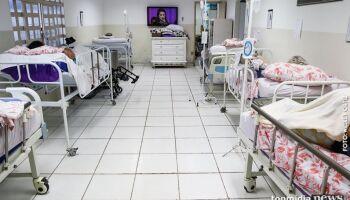 Dos mais de 1 mil casos de coronavírus em MS, 41 pacientes estão hospitalizados