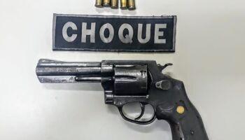 TERROR: membro de facção no Amapá, homem é preso armado no Tarumã