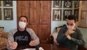 Mesmo com pandemia, prefeito garante salário de junho e 13º em dia para servidores de Campo Grande