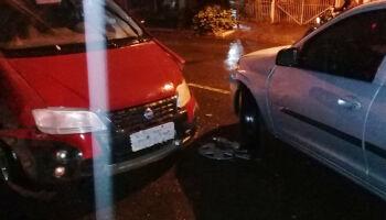 'Vovô radical' é preso por dirigir bêbado e causar acidente