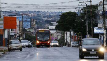 Após chuva forte na madrugada, terça-feira será fria em Campo Grande