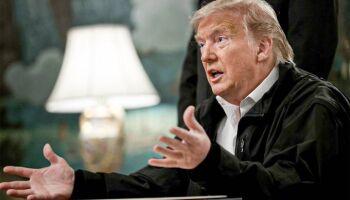 GOSTOU? Trump não tem efeitos colaterais por tomar hidroxicloroquina