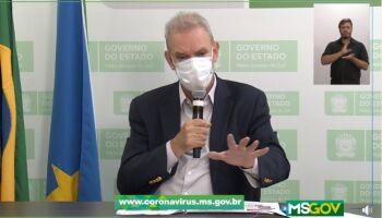 """COVID-19: """"espero que Mato Grosso do Sul não faça a opção pela morte"""", diz secretário"""