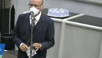 Loester quer uso obrigatório de máscara em Campo Grande
