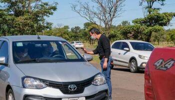 Nova Lima, Moreninhas e Parati recebem blitz contra coronavírus
