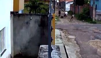 VÍDEO: garota de 11 anos dá golpe de capoeira e escapa de assalto no Piauí