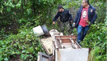 Corpo de fazendeiro brasileiro é achado em entulho no Paraguai