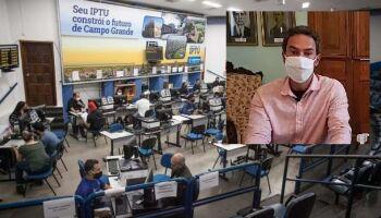 Em um dia, prefeitura arrecada 376 mil reais para Saúde de Campo Grande