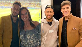 Possíveis áudios mostram Neymar xingando e ameaçando padrasto