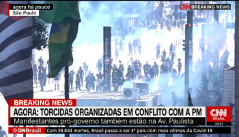 Dória proíbe manifestações a favor e contra Bolsonaro no mesmo dia