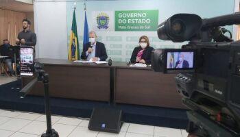 MS registra 65% dos municípios com casos de covid-19 e Aparecida do Taboado entra no ranking