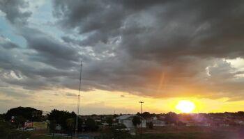 Segunda-feira será quente em Mato Grosso do Sul
