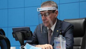 Presidente da Assembleia testa positivo para covid-19