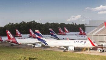 Latam Brasil entra com pedido de recuperação judicial nos EUA