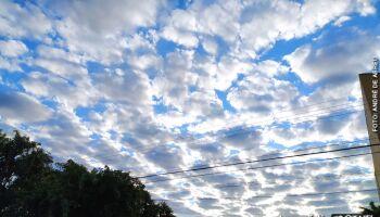 Quinta-feira será de céu nublado e baixas temperaturas em MS